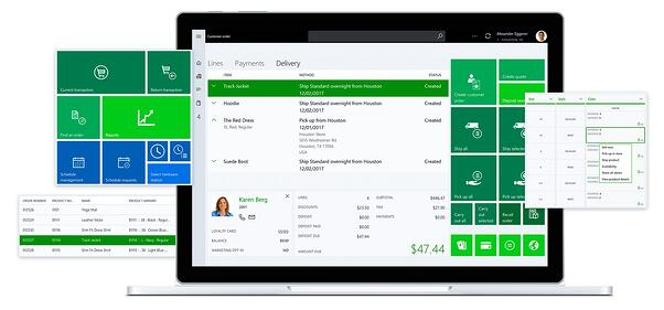 DYNAMICS 365 FOR RETAIL APPLICATIONS