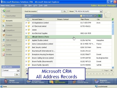 Microsoft CRM Solutions Fulfill Customer Expectations
