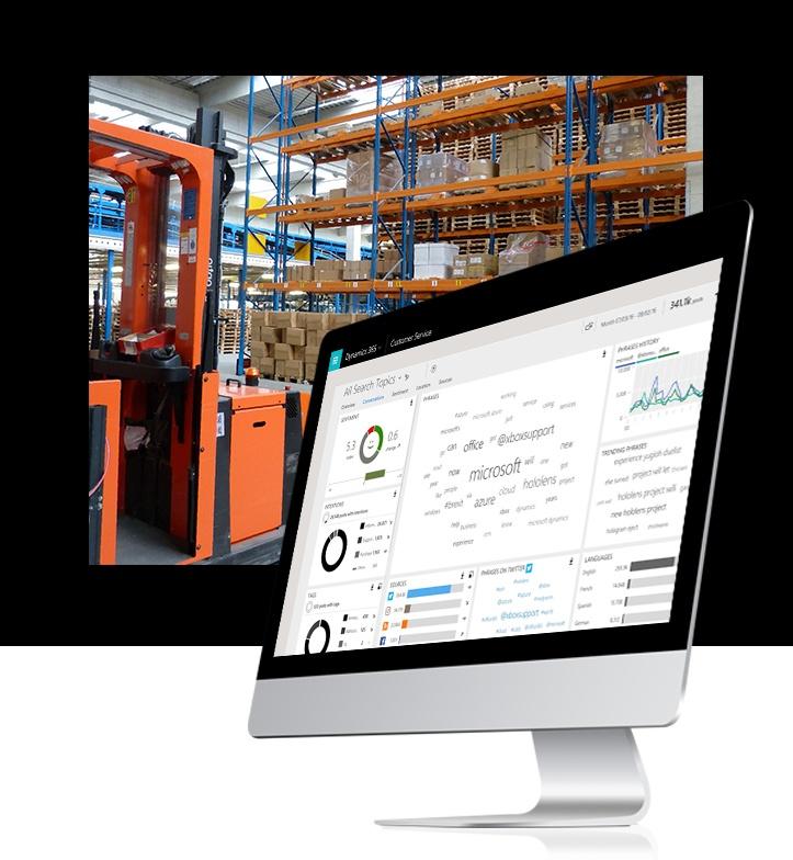 Distribution & Warehouse Management