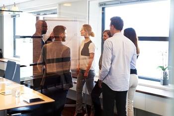 CRM Helping Sales Team