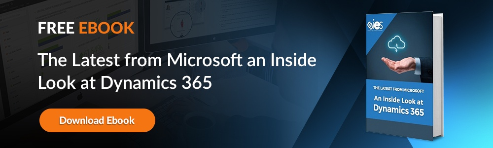 An Inside Look at Dynamics 365 eBook