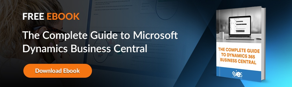 Guide to Dynamics 365 Business Central