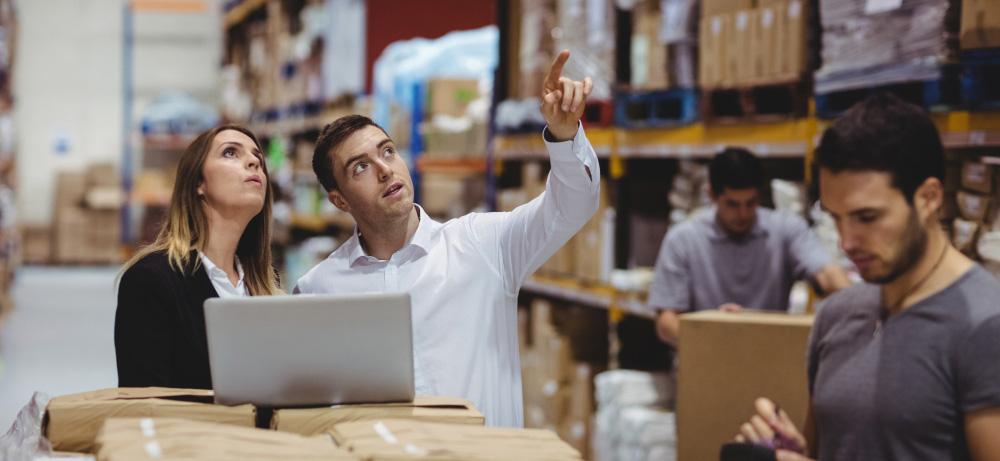 Dynamics-365-Warehouse-Management